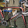 Side view of 2008 Trek Madone